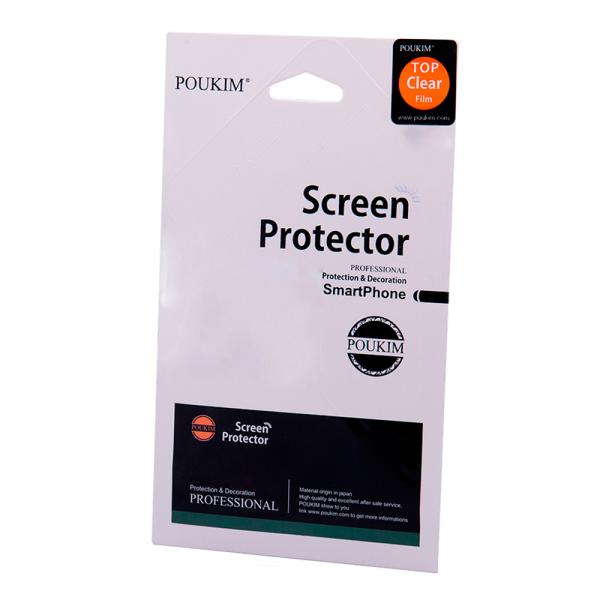 Защитная пленка Poukiml Anti-Fingerprint для Apple iPad 2 /iPad 3 /iPad 4 глянцевая
