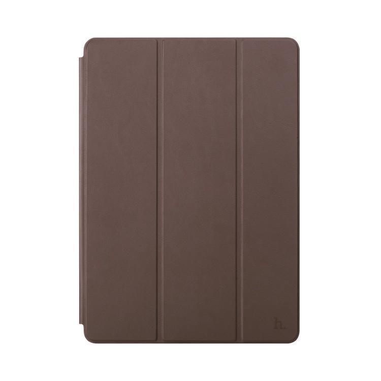 Чехол-книжка Hoco Sugar Series для Apple iPad Pro 12.9 (искусственная кожа с подставкой) корчневый