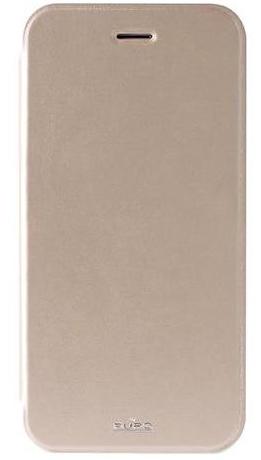 Купить Чехол-книжка Puro Booklet Crystal Case для Apple iPhone 6 Plus/6S Plus искусственная кожа gold