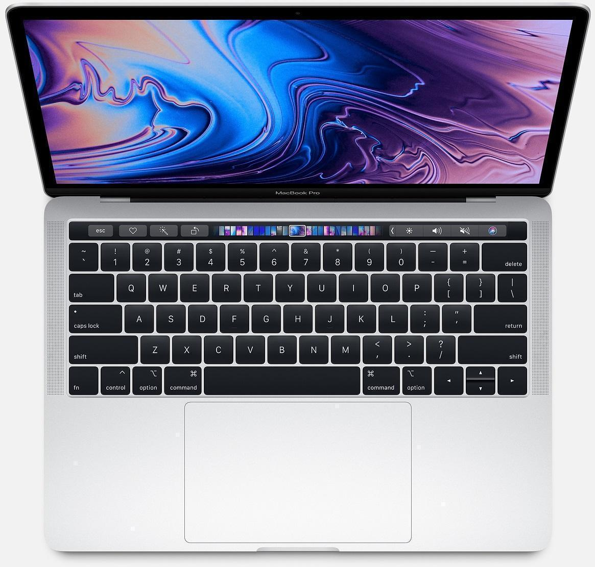 Apple MacBook Pro 13 with Retina display Mid 2019 128Gb (Silver) (MUHQ2RU/A) фото