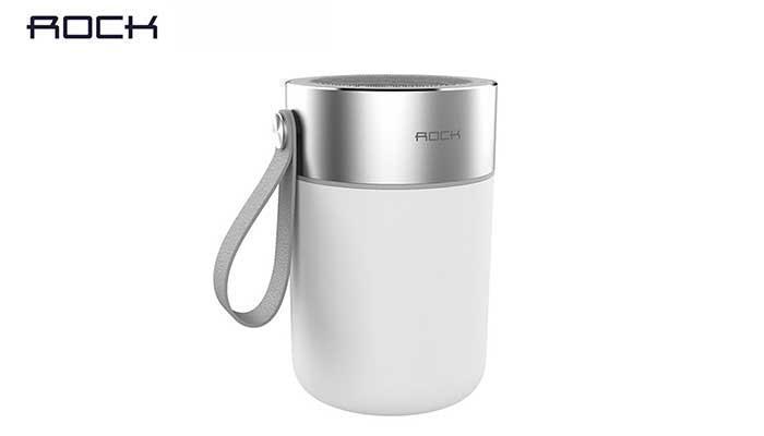 Купить со скидкой Портативная колонка Rock Mulite S (II) Bluetooth Speaker (grey)