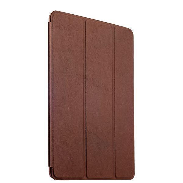 Чехол-книжка Smart Case для Apple iPad Pro 12.9 (искусственная кожа с подставкой) темно-коричневый