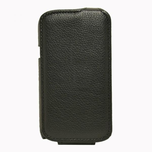 Чехол-книжка Armor Case для HTC Desire U Dual Sim искусственная кожа черный