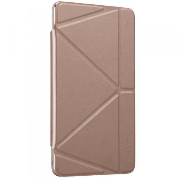 Чехол-книжка The Core Smart Case для Apple iPad mini 4 (силикон полиуретан с подставкой) золотойдля Apple iPad mini 4<br>Чехол-книжка The Core Smart Case для Apple iPad mini 4 (силикон полиуретан с подставкой) золотой<br>