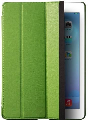 Чехол-книжка Hoco Duke Series для Apple iPad Air / 2017 (искусственная кожа) зеленый