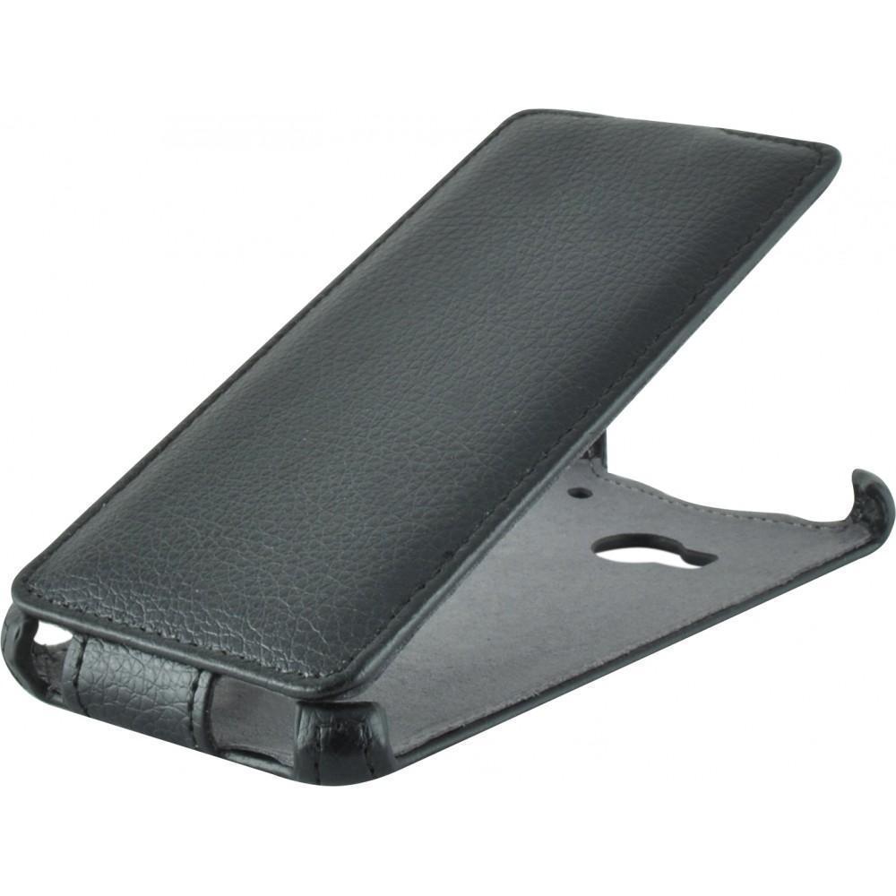 Чехол-книжка Armor Case для HTC One M7 Dual Sim искусственная кожа черныйдля HTC<br>Чехол-книжка Armor Case для HTC One M7 Dual Sim искусственная кожа черный<br>