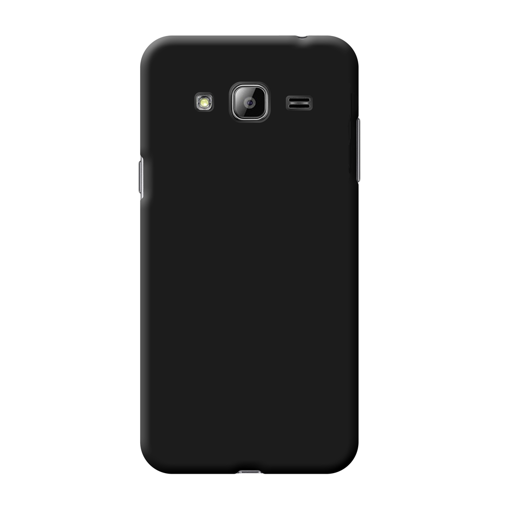 Чехол-накладка Deppa Air Case для Samsung Galaxy J3 (2016) SM-J320 пластиковый черныйдля Samsung<br>Чехол-накладка Deppa Air Case для Samsung Galaxy J3 (2016) SM-J320 пластиковый черный<br>