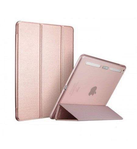 Чехол-книжка Smart Case для Apple iPad (2017) (искусственная кожа с подставкой) розовое золотодля Apple iPad (2017)<br>Чехол-книжка Smart Case для Apple iPad (2017) (искусственная кожа с подставкой) розовое золото<br>