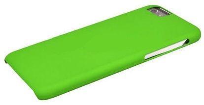 Чехол-накладка iCover Rubber для Apple iPhone 6/6S пластиковый Lime Greenдля iPhone 6/6S<br>Чехол-накладка iCover Rubber для Apple iPhone 6/6S пластиковый Lime Green<br>