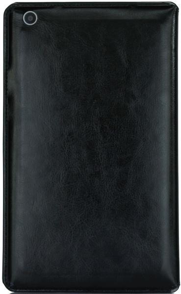 Чехол-книжка G-Case для Lenovo Tab 2 A7-30 (натуральная кожа с подставкой) чёрныйдля Lenovo<br>Чехол-книжка G-Case для Lenovo Tab 2 A7-30 (натуральная кожа с подставкой) чёрный<br>