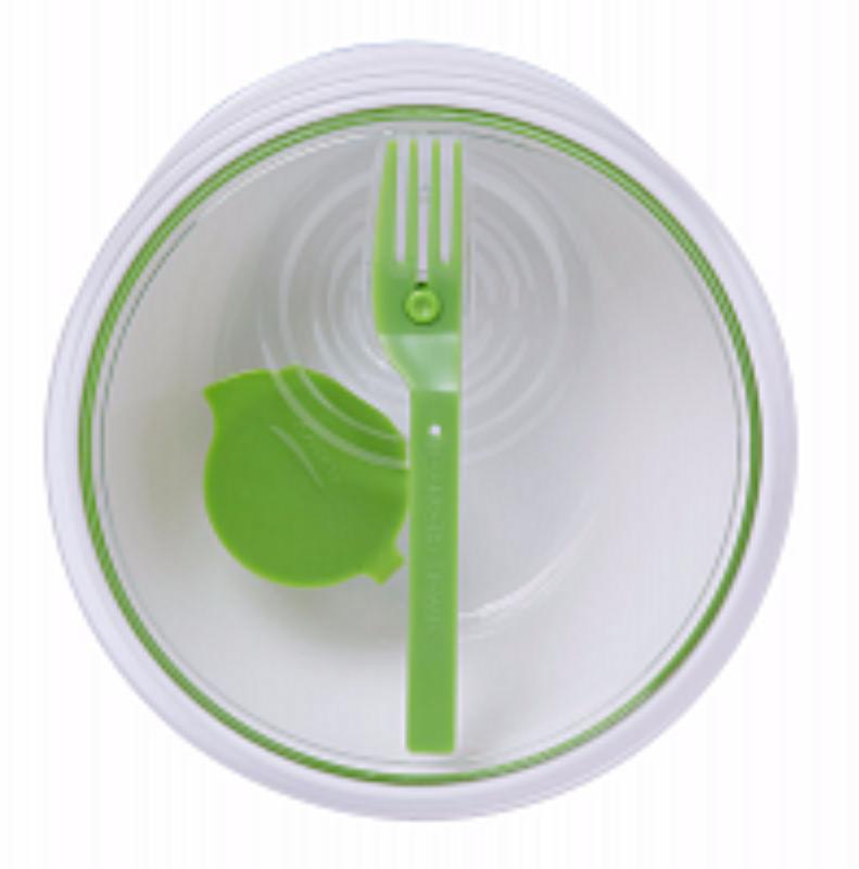 Black+Blum Ланч-бокс Lunch Bowl пластик ABS, силикон лайм фото