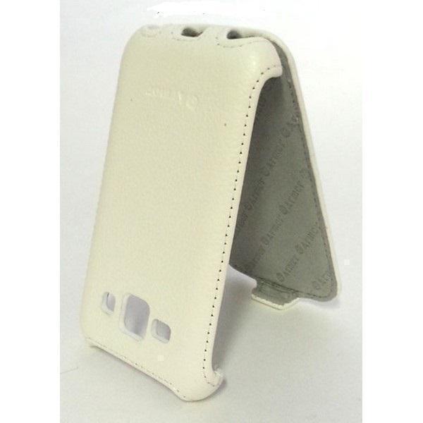Чехол-книжка Armor Case для Samsung Galaxy Ace 3 GT-S7270 искусственная кожа белый