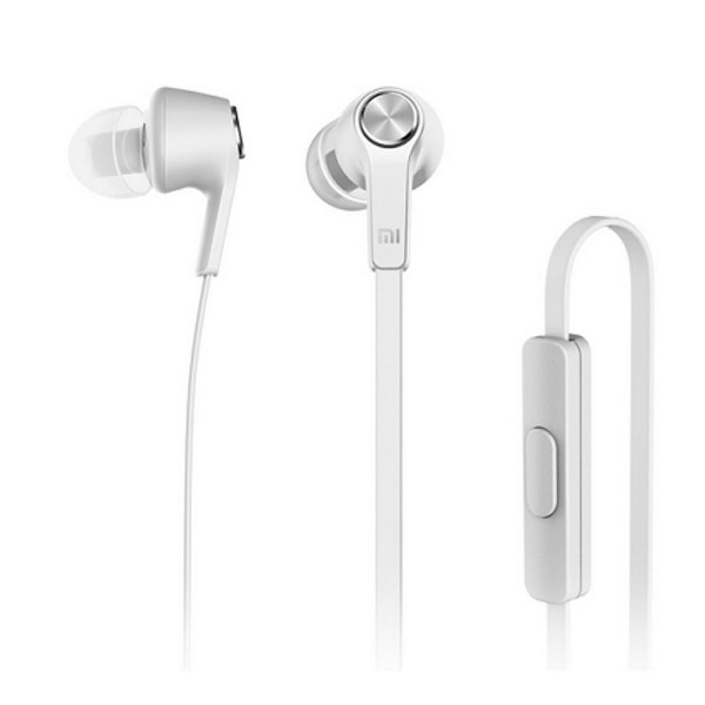 Стерео-наушники Xiaomi Mi Piston Basic Edition Silver