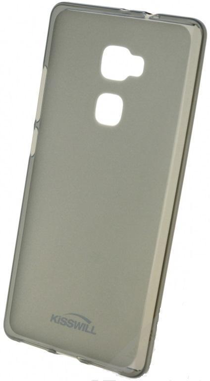 Чехол-накладка Jekod/KissWill для Huawei Mate S силиконовый матовый прозрачно-черныйдля Huawei<br>Чехол-накладка Jekod/KissWill для Huawei Mate S силиконовый матовый прозрачно-черный<br>