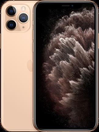 Apple iPhone 11 Pro Max 256Gb (Gold) (2 sim)