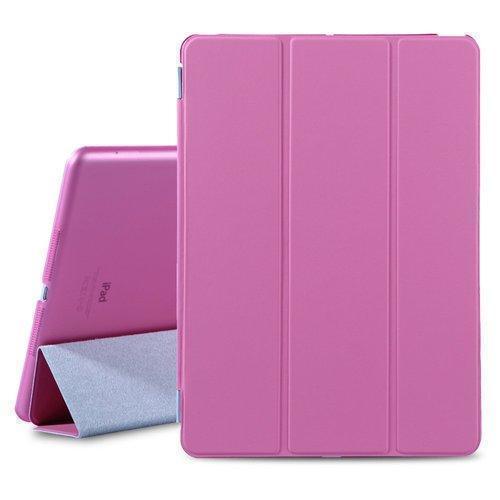Чехол-книжка Smart Case для Apple iPad (2017) (искусственная кожа с подставкой) фуксиядля Apple iPad (2017)<br>Чехол-книжка Smart Case для Apple iPad (2017) (искусственная кожа с подставкой) фуксия<br>