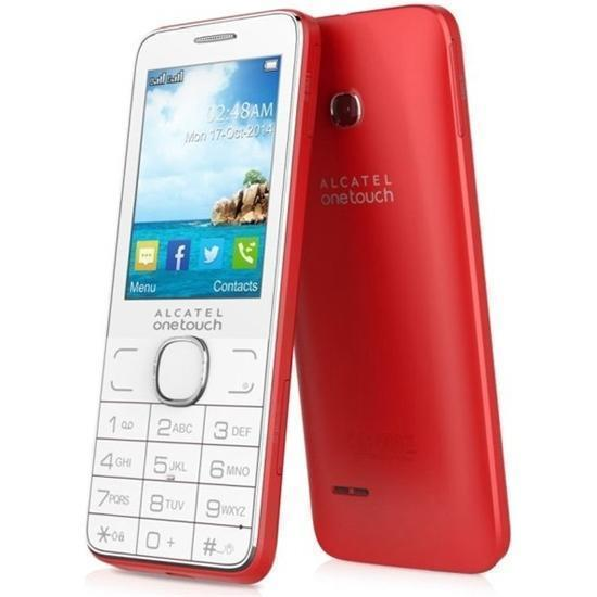 Alcatel One Touch 2007D White/RedAlcatel<br>Alcatel One Touch 2007D White/Red<br>