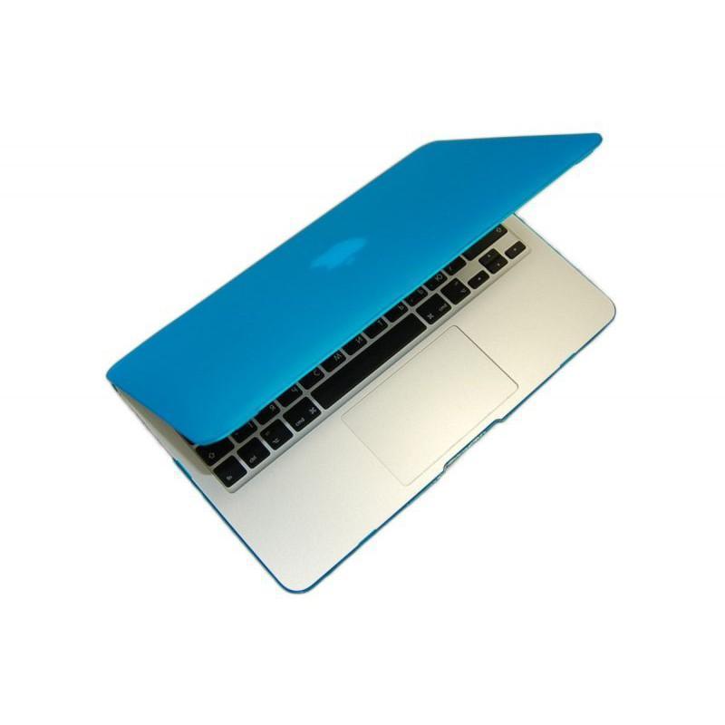 Чехол-книжка Palmexx для Apple MacBook Pro 13 with Touch Bar Late (2016) пластиковый прозрачно-синий