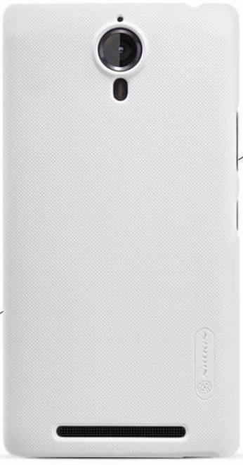 Чехол-накладка Nillkin Frosted Shield для Lenovo P90  (пластиковый) Whiteдля Lenovo<br>Чехол-накладка Nillkin Frosted Shield для Lenovo P90 (пластиковый) White<br>