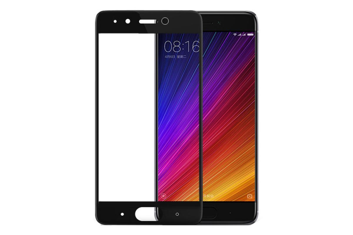 Защитное стекло Glass PRO (Full) Screen для Xiaomi Mi5S цветное черная рамкадля Xiaomi<br>Защитное стекло Glass PRO (Full) Screen для Xiaomi Mi5S цветное черная рамка<br>