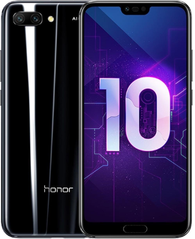Huawei Honor 10i 4/128GB (Полночный черный) (HRY-LX1T)