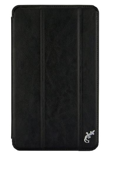 Купить Чехол-книжка G-Case для Asus MeMO Pad 7 ME70C искусственная кожа (чёрный)