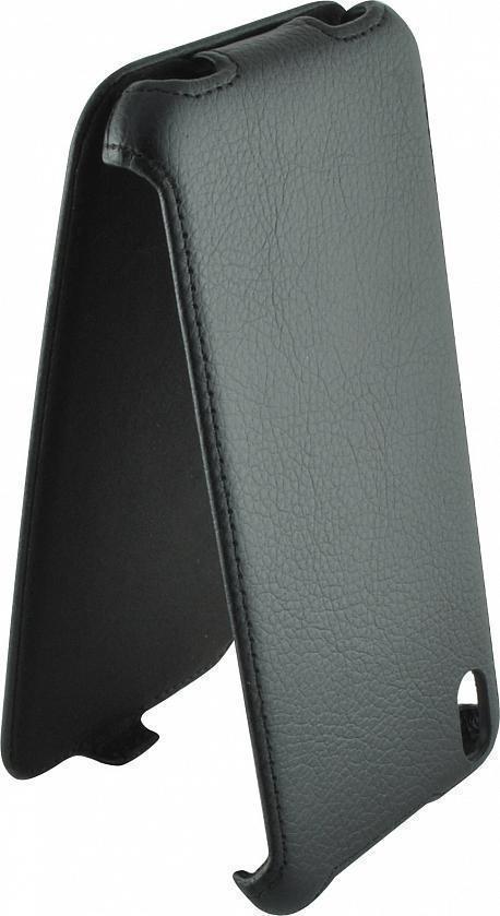 Чехол-книжка Armor Case для HTC Desire 816 искусственная кожа черныйдля HTC<br>Чехол-книжка Armor Case для HTC Desire 816 искусственная кожа черный<br>