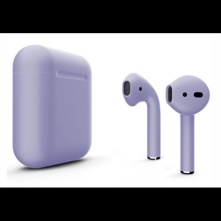 Беспроводная гарнитура Apple AirPods 2 (Matte Violet)