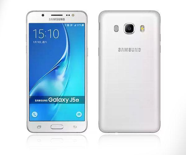 Samsung Galaxy J5 (2016) (SM-J510F/DS) White  (SM-J510FZWUSER)