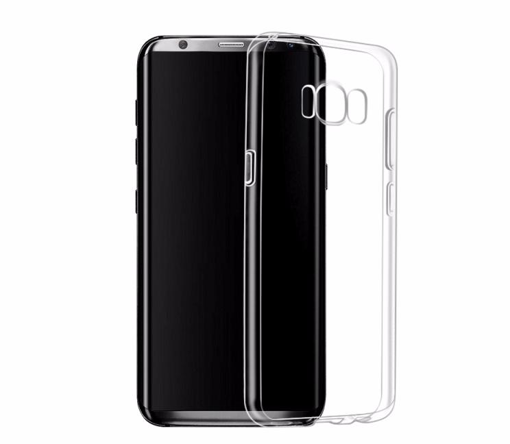 Чехол-накладка Hoco Light Series для Samsung Galaxy S8+ (SM-G955) силиконовый прозрачныйдля Samsung<br>Чехол-накладка Hoco Light Series для Samsung Galaxy S8+ (SM-G955) силиконовый прозрачный<br>