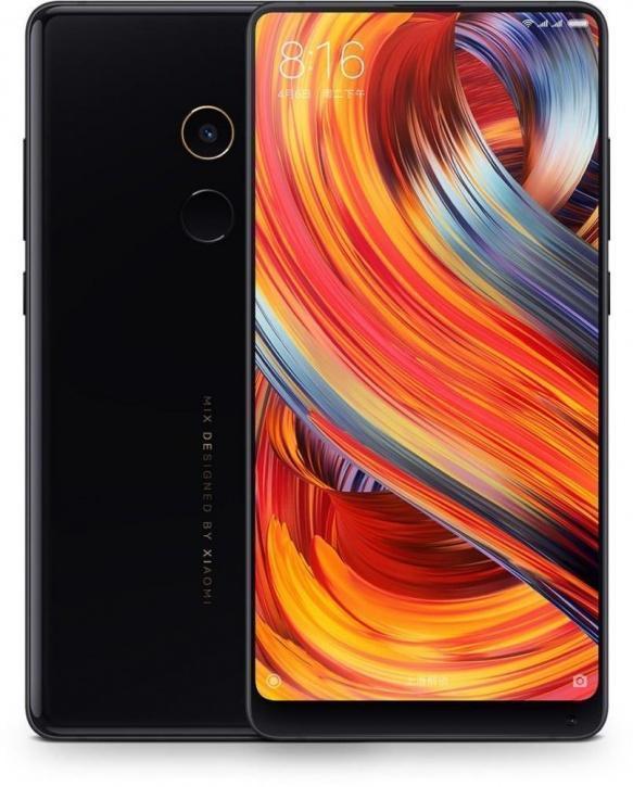 Xiaomi Mi Mix 2 6/64GB BlackXiaomi<br>Xiaomi Mi Mix 2 6/64GB Black<br>