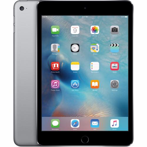 Apple iPad mini 4 64Gb Wi-Fi + Cellular Space Gray (MK722RU/A)iPad mini 4<br>Планшет Apple iPad mini 4 64Gb Wi-Fi + Cellular Space Gray (MK722RU/A)<br>