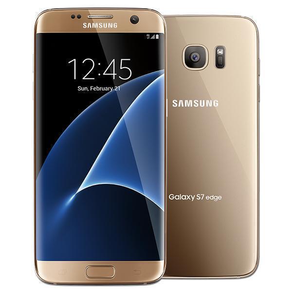 Samsung Galaxy S7 Edge (SM-G935FD) 32Gb Gold Platinum (SM-G935FZDUSER)Samsung<br>Samsung Galaxy S7 Edge (SM-G935FD) 32Gb Gold Platinum (SM-G935FZDUSER)<br>