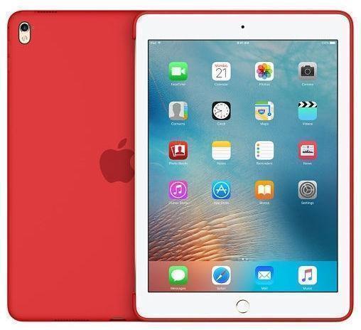 Чехол Apple Silicone Case (MM222ZM/A) для Apple iPad Pro 9,7 (силикон) Redдля Apple iPad Pro 9.7<br>Чехол Apple Silicone Case (MM222ZM/A) для Apple iPad Pro 9,7 (силикон) Red<br>