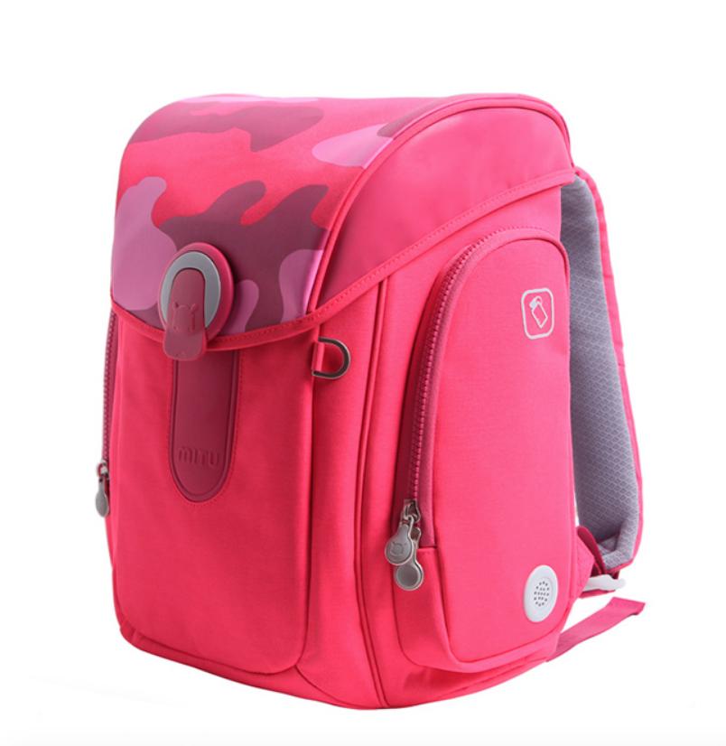 Рюкзак детский Xiaomi Rabbit MITU Children Bag (ZJB4088TY) Ярко-розовый
