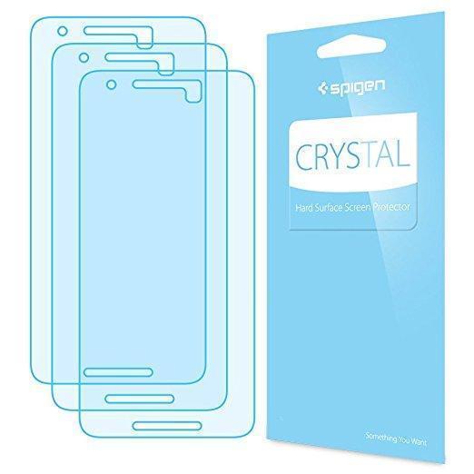 Защитная пленка Spigen SGP11794 LCD Film Crystal CR для Huawei Nexus 6Pдля Huawei<br>Защитная пленка Spigen SGP11794 LCD Film Crystal CR для Huawei Nexus 6P<br>