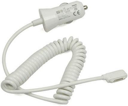 Автомобильное зарядное устройство Aluminum Magnetic Charger 150 см для Sony Xperia Z1/Z2/Z3 белыйАвтомобильные зарядные устройства<br>Автомобильное зарядное устройство Aluminum Magnetic Charger 150 см для Sony Xperia Z1/Z2/Z3 белый<br>
