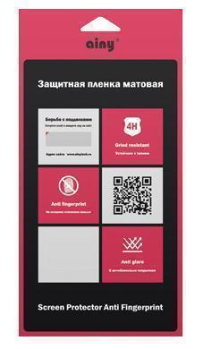 Защитная пленка Ainy для HTC One mini (601 / 601e / 601n / 601s / M4)матоваядля HTC<br>Защитная пленка Ainy для HTC One mini (601 / 601e / 601n / 601s / M4) матовая<br>