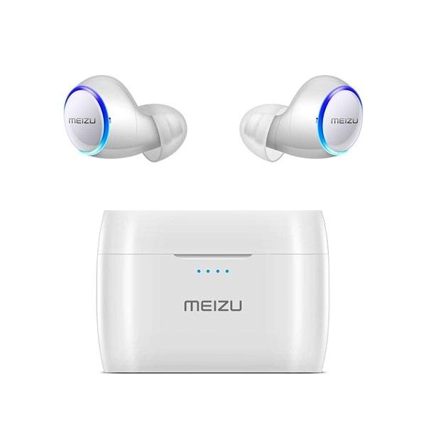 Купить Беспроводные Bluetooth cтерео-наушники Meizu POP True Wireless Bluetooth Earphones (TW50) White