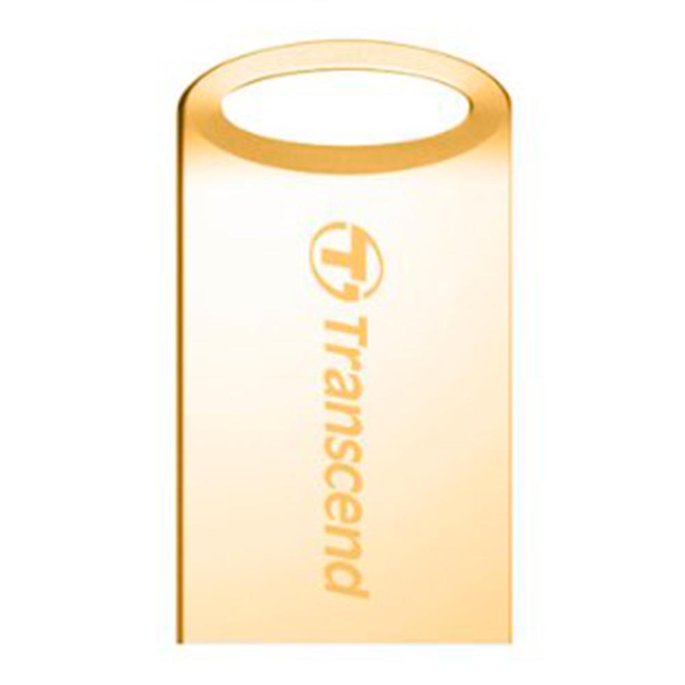USB флэш накопитель Transcend JetFlash 510G USB 2.0 19MB/s 32Gb золотистый (TS32GJF510G)USB-Flash<br>USB флэш накопитель Transcend JetFlash 510G USB 2.0 19MB/s 32Gb золотистый (TS32GJF510G)<br>
