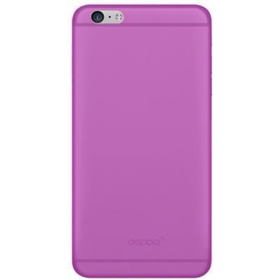 Чехол-накладка Deppa Sky Case для Apple iPhone 6 Plus/6S Plus пластиков фиолетовый + защитная пленка