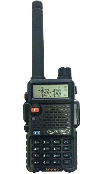 Радиостанция Круиз-5 (черный)Портативные радиостанции<br>Радиостанция Круиз-5 (черный)<br>