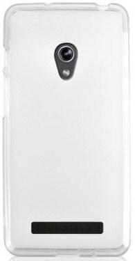 Чехол-накладка для Asus Zenfone 5 Lite (A502CG) силиконовый прозрачный