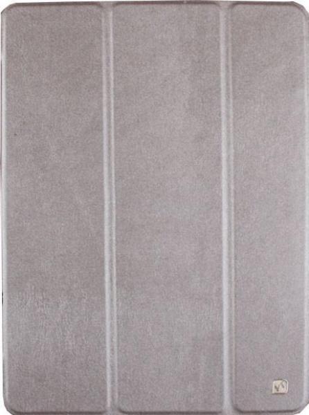 Чехол-книжка Hoco Sugar Series для Apple iPad Air (искусственная кожа с подставкой) Gray
