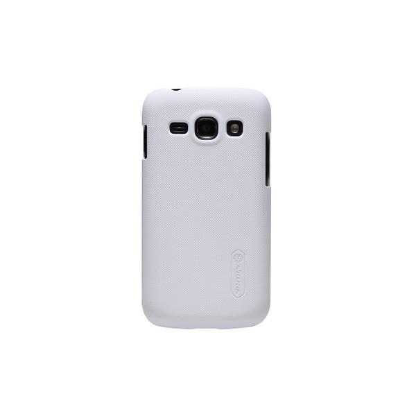 Чехол-накладка Nillkin Frosted Shield для Samsung Galaxy Ace 3 (GT-S7270) пластиковый белыйдля Samsung<br>Чехол-накладка Nillkin Frosted Shield для Samsung Galaxy Ace 3 (GT-S7270) пластиковый белый<br>