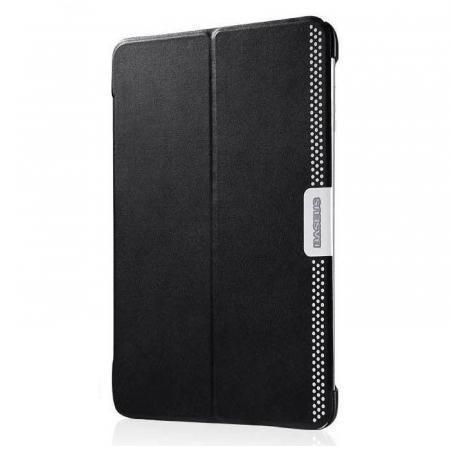 Чехол-книжка Baseus Nappa Case для Apple iPad mini 1/2/3 (натуральная кожа с подставкой) чёрный