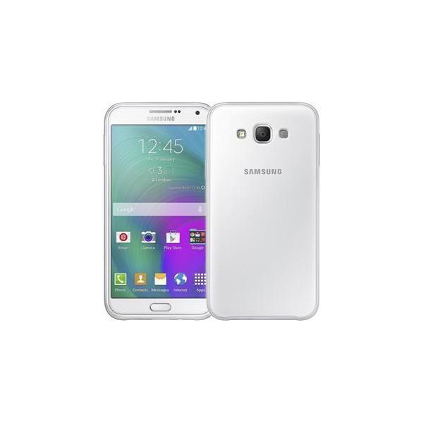 Чехол-накладка Samsung Protective Cover для Galaxy E5 White (EF-PE500BWEGRU)для Samsung<br>Чехол-накладка Samsung Protective Cover для Galaxy E5 White (EF-PE500BWEGRU)<br>