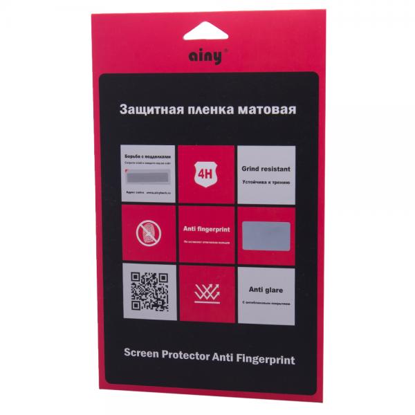 Защитная пленка Ainy для Samsung Galaxy Tab S 8.4 (SM-T700 / SM-T705) матовая