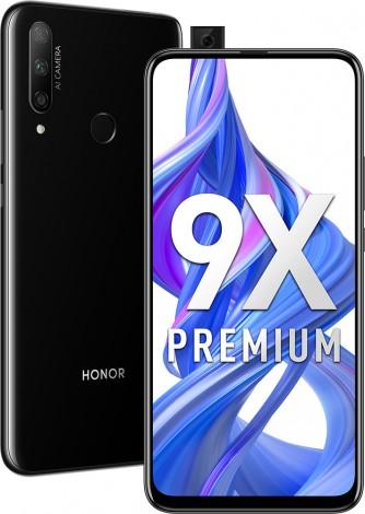 Huawei Honor 9X Premium 6/128Gb (Полночный черный) (STK-LX1)