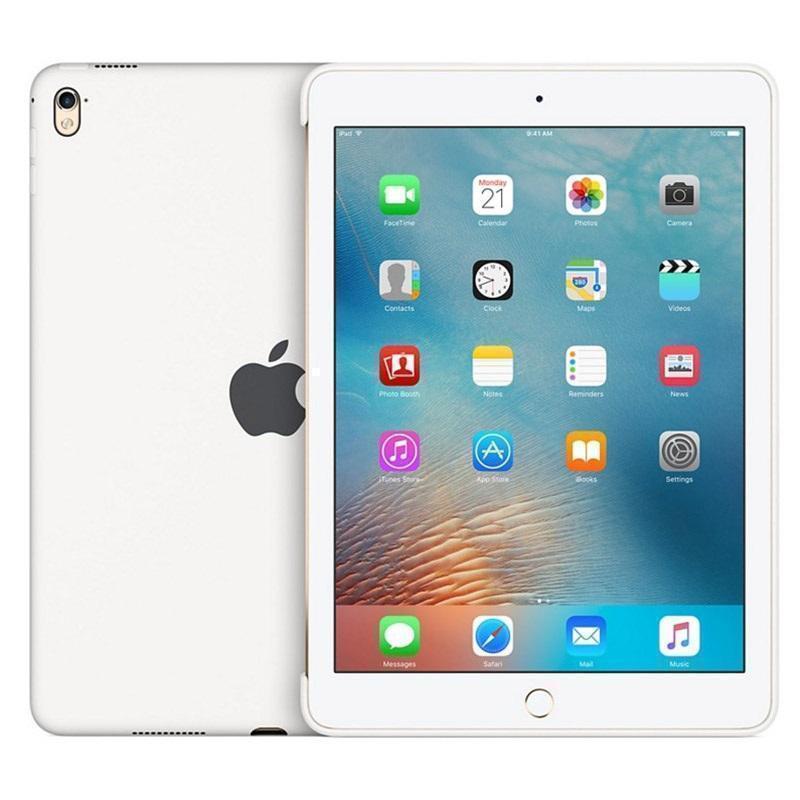 Чехол Apple Silicone Case (MM202ZM/A) для Apple iPad Pro 9,7 (силикон) White
